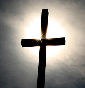 croce a lutto