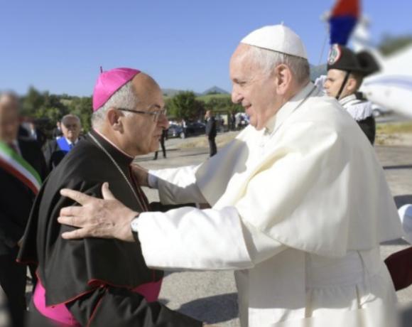 vescovo papa